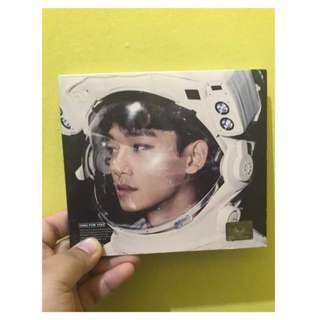 EXO CHEN ALBUM SING FOR YOU!