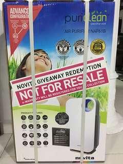Puri Clean Air Purifier NAP610i