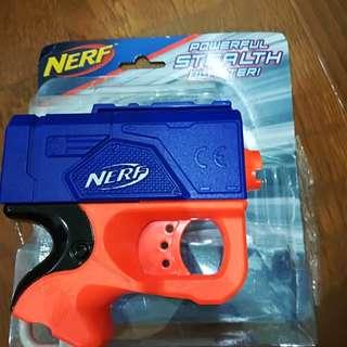 Nerf Gun stealth blaster (price negotiable)