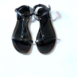 Mango flat sandals (used but not abused)