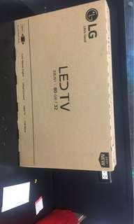 Brand new LG 32 inch LED TV