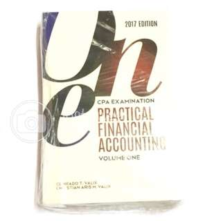 Practical financial accounting Vol.1