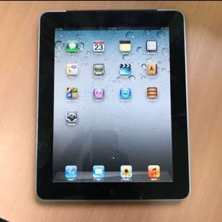 Apple IPad - 64GB, with sim