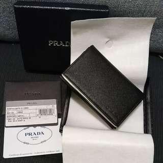 Prada card case 卡片套