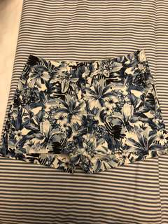 H&M Floral Shorts (BRAND NEW)