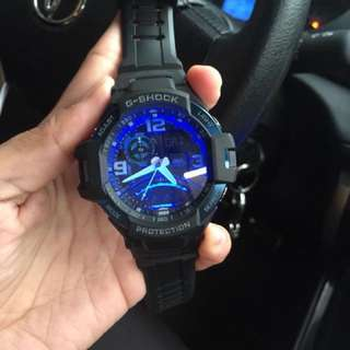 G-1000 Gravity Series G-Shock