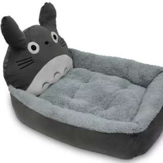 TOTORO Pet Bed / Dog Bed (Free dog blanket)