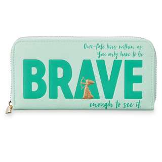 Merida Brave Wallet - Oh My Disney