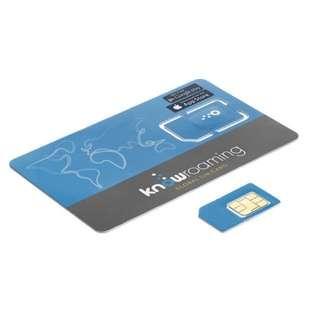 (包郵)Knowroaming global SIM card