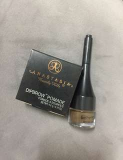 Anastasia Dipbrow Pomade & BYS Eyebrow Gel Bundle
