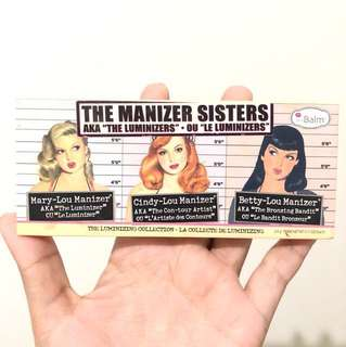 Benefit The Manizer Sisters
