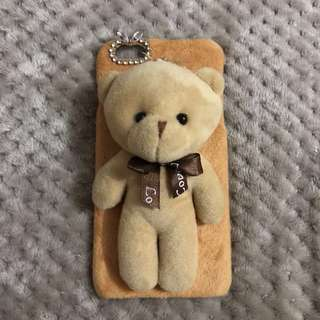 Iphone 6 PLUS case - Teddy Bear