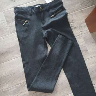 Promod Dark Grey Jeggings