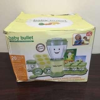 Baby Bullet Blender