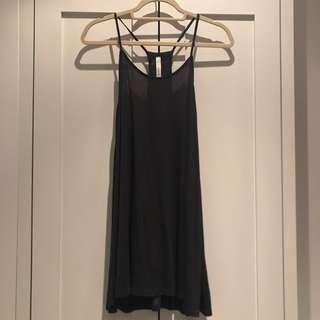 Flowy Black Dress