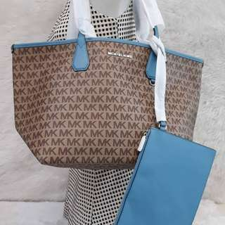 Authentic Michael Kors Reversible tote