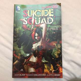 Suicide Squad Volume 1 Comic