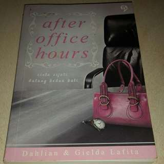 After office hours by dahlia & Gielda Lafita