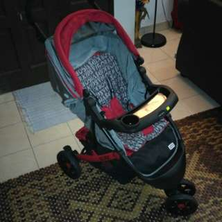 Sweet Cherry SCR2 Stroller