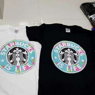 Starbuck Tee New arrived