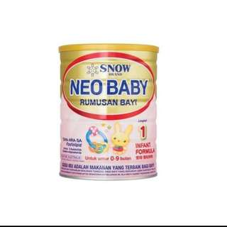 Neo Baby - Baby Milk Infant Formula