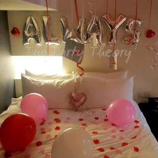 Room Balloons Deco