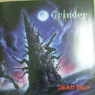 Music CD (Metal): Grinder –Dead End - Thrash Metal, Speed Metal