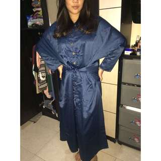 Kaftan Navy Planet Fashion