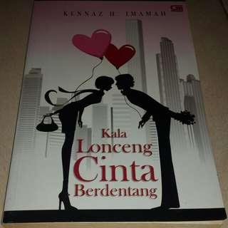Kala lonceng cinta berdentang by kennaz H. Imamah