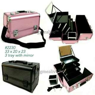 Beauty Case Box Make Up Kotak Kosmetik