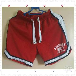 Oshkosh Basketball Short
