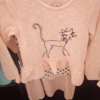 Baju anak berbagai ukuran dan motif