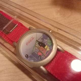 可口可樂手錶