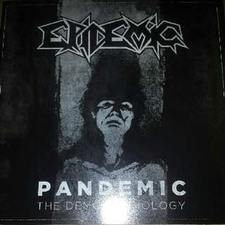 Music CD (Metal): Epidemic – Pandemic - The Demo Anthology - Thrash Metal