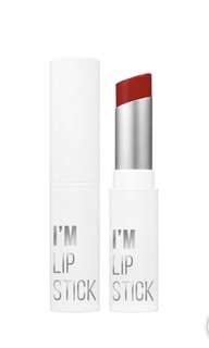 I'M MEME LIPSTICK WATER FIT SHADE 002 VIBRANT RED