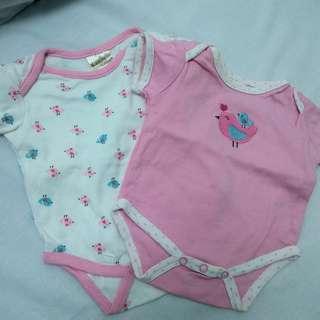 Baby Body Suit Set #2