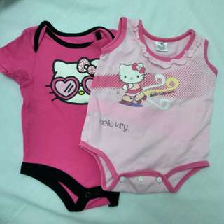 Hello Kitty Baby Body Suit