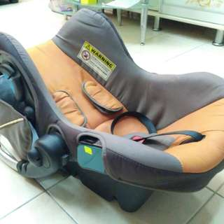 Sweet Cherry Baby Car Seat & Carriage