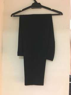 Uniqlo Black pants for work or casual wear