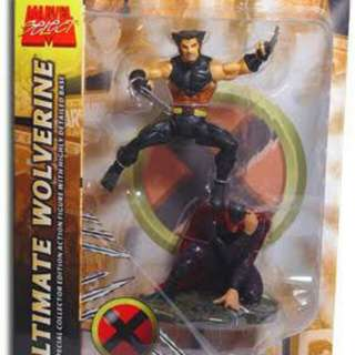 Ultimate Wolverine Marvel Select