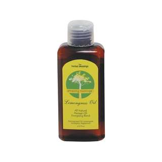 Herbal Blessings Amazing Moringa Lemongrass Oil