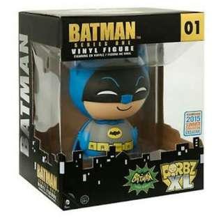 Batman Dorbz XL Summer Convention Exclusive