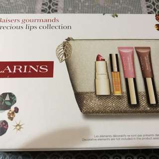 Brand New Clarins Precious Lips Collection