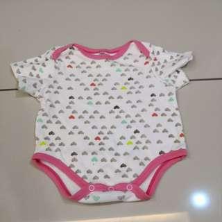 Baby Girl's Romper (0-3m)