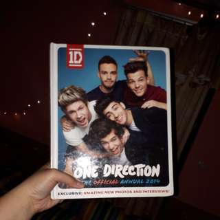 One Direction. The Official Annual 2014