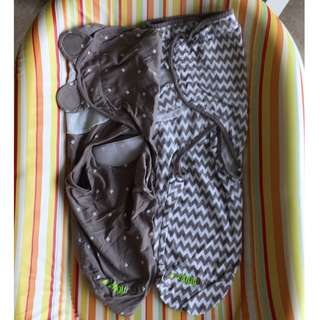 Swaddle Blanket by Ziggy Baby 0 to 6 months