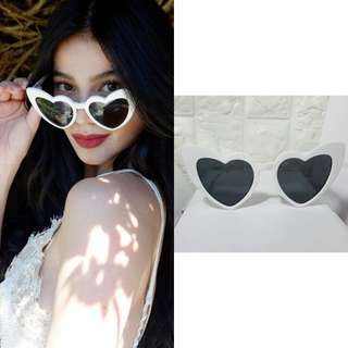 Heart shades