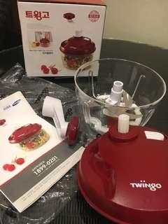 easy blender Twingo Korea