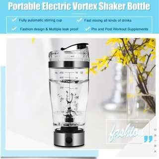 Electric Self stirring protein bottle (vortex mixer)
