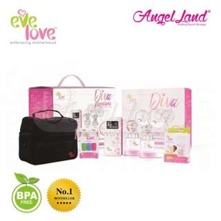 Eve Love Diva Premium Collection Breastpump